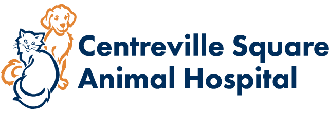 Centreville Square Animal Hospital | Veterinarian Centreville VA | Animal Hospital Centreville | Boarding & Grooming Centreville Virginia Logo